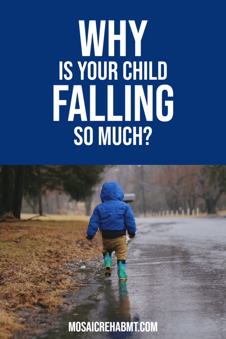 Why Does My Child Fall So Much?