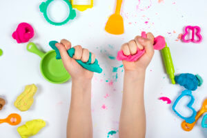 Toys for pencil grasp and writing